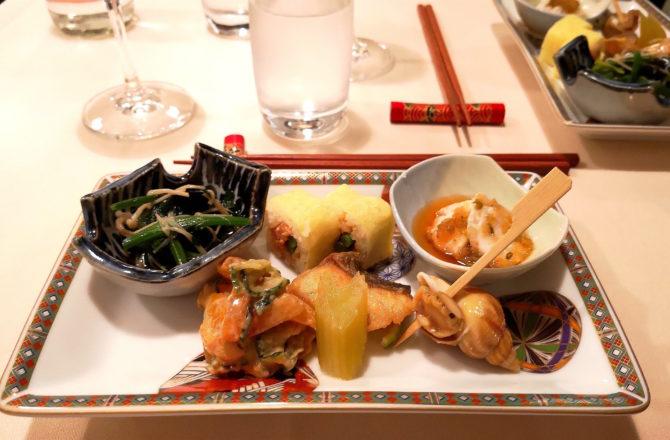 Kawamoto, retour au Japon le temps d'une soirée…