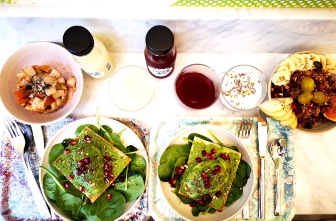 Maisie Café, la meilleure initiation au vegan