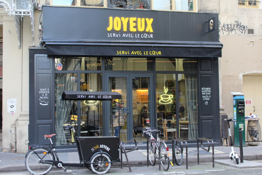 Le Café Joyeux, pour donner du sens à votre déjeuner
