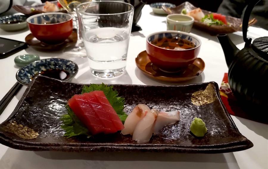 Restaurant Kura, retour chez mon japonais chéri.