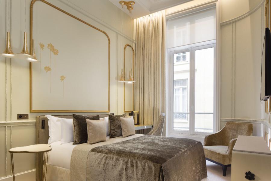 Le Narcisse Blanc Hôtel et Spa, l'adresse idéale pour découvrir un Paris confidentiel, chic et respectueux du rythme de chacun.
