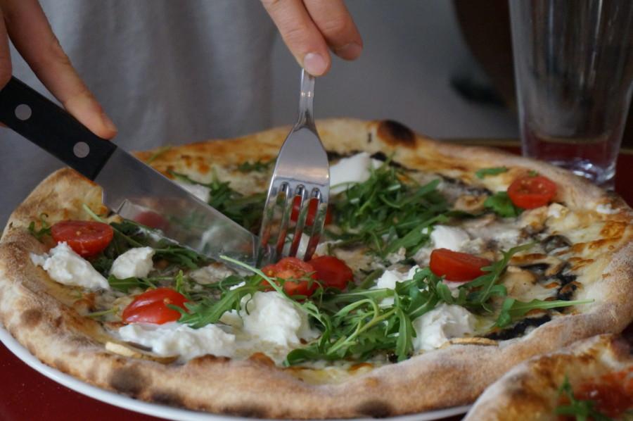 Rue Froissart, c'est la Cerise sur … la Pizza !