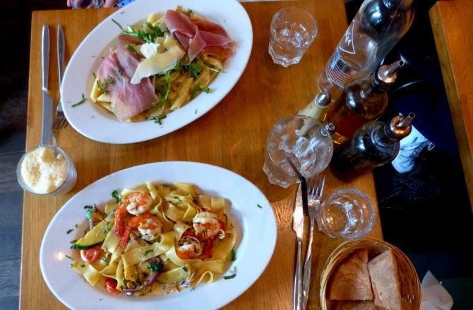 Fuxia, Un anniversaire qui sent bon l'Italie
