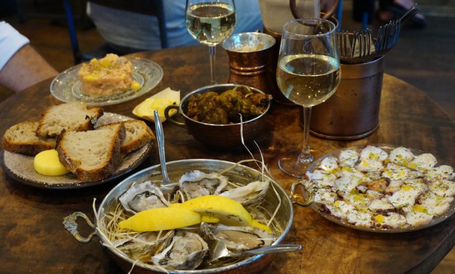 Oyster Club : la Bretagne, la vraie !