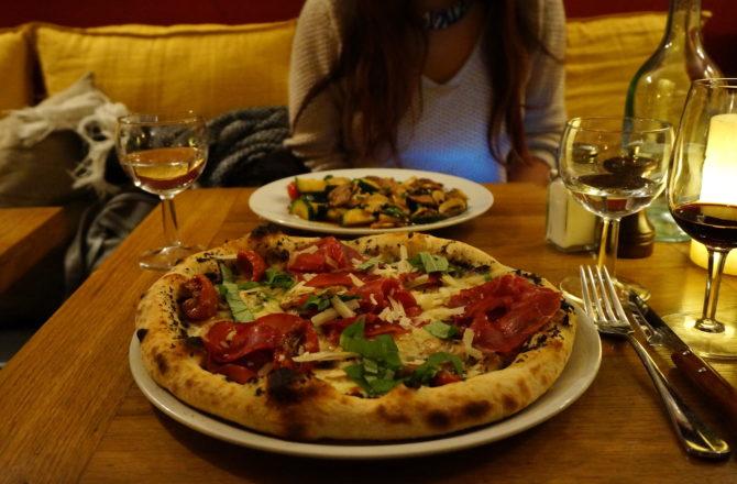 La Pizza d'Anita, la générosité à l'italienne