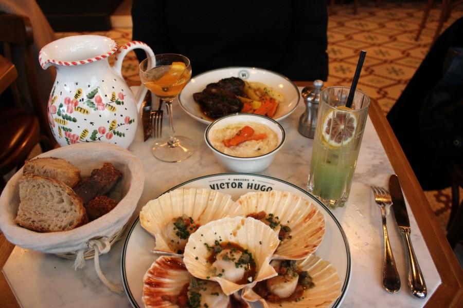 Brasserie Victor Hugo, la Neo brasserie parisienne chaleureuse et de saison