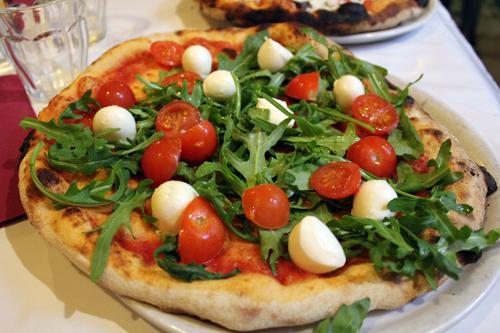 Back to Rome ! La pasta, la pizza, la dolce vita…