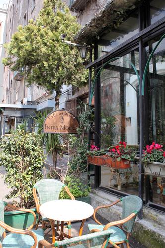 terrasse Naples